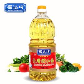 福达坊 食用调和油 1.8L 经济装