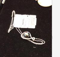 CTF 珍珠项链