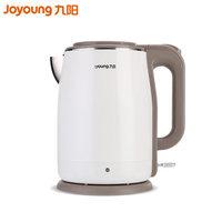 Joyoung/九阳 K15-F5电热水壶开水煲烧 304不锈钢家用保温1.5L