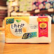 日本花王乐而雅幸福素肌超薄系列少量日用17cm,无护翼