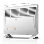 先锋(Singfun)取暖器HD613RC-20浴室防水壁挂快热炉家用电暖器暖气 白色