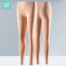 I'd女式无痕磨绒基础保暖打底裤