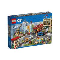 乐高城市系列 60200 城市中心广场