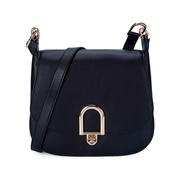 【香港直邮】Michael Kors 迈克·科尔斯 女士棕色皮革手提包 35T7GD4T2L-LUGGAGE