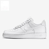 耐克Air Force 1空军一号AF1低帮小白鞋女休闲运动板鞋315115-112