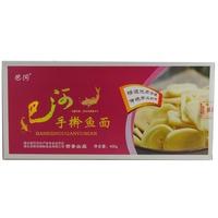 【超级生活馆】巴河手擀鱼面400g(编码:594650)