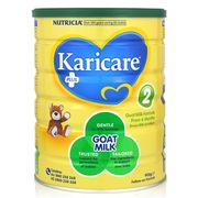 新西兰Karicare可瑞康羊奶粉二段(6个月起)900g