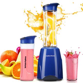 morphy richards 英国摩飞便携式榨汁机MR9200家用全自动果蔬多功能果汁榨汁杯水果小型