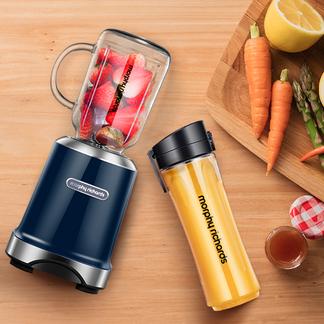 morphy richards英国摩飞MR9500榨汁机新款家用便携式水果全自动多功能小型网红果汁机