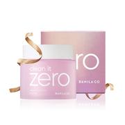 韩国BanilaCO芭妮兰zero致柔卸妆膏100ml 2018年新版 温和深层清洁卸妆油卸妆水