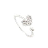 澳洲直邮 CHACOE-Dear Heart 我愿意水晶戒指 施华洛世奇元素水晶 R891
