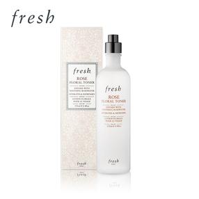法国Fresh馥蕾诗玫瑰润泽保湿喷雾 250ml  爽肤水