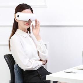 和正 气囊护眼仪(产品材质:ABS+PP;产品尺寸:210×140×75mm;电池容量:1000mA、输入:5v 1A)