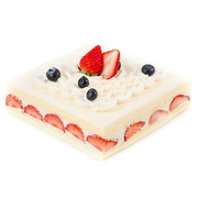 草莓奶油/Strawberry Cake