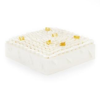 猫山王斑兰/Durian Pandan Cake