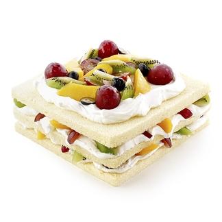 水果淡奶油/Fruits Cake