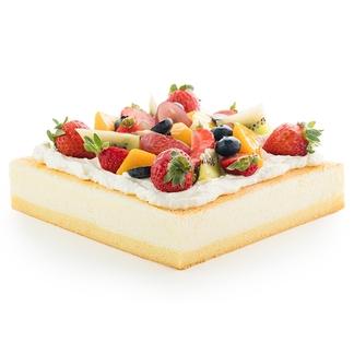 果果软乳酪/ Fruits Cheese Cake