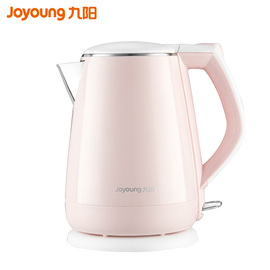 九阳(Joyoung) 不锈钢电热水壶1.5L开水煲K15-F626