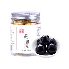胡庆余堂 黑芝麻丸 100克单罐装 九制芝麻丸