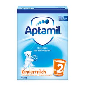 爱他美/Aptamil婴幼儿配方奶粉2+段600g/盒