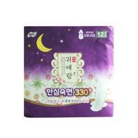 LG贵爱娘中草药棉柔卫生巾夜用33cm