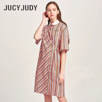 jucyjudy  JTOP 321A OR  襯衣裙