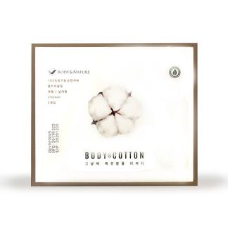 芭蒂妍卫生巾精品夜用290mm*5P (含湿巾)