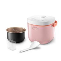 飞利浦 2L粉色电饭煲HD3070
