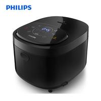 飞利浦 4L黑色电饭煲HD4528