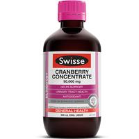 【到店自提】Swisse蔓越莓精华300ml