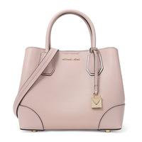 【香港直邮】Michael Kors 迈克·科尔斯 女士柔粉色皮革手提包 30H7GZ5T1T-SOFTPINK