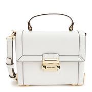 【香港直邮】Michael Kors 迈克·科尔斯 白色女士手提包挎包 30F8GJMM2T-OPTIC WHITE