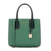 【香港直邮】 Michael Kors 迈克·科尔斯 女士绿色单肩包手提包 30T8TM9M2L-GREEN