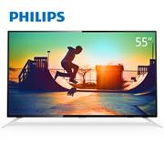 飞利浦 (PHILIPS)55PUF6112/T3 55英寸 4K LED智能电视