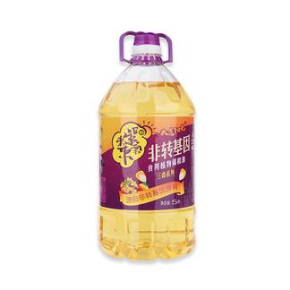 福达坊紫气东来三香食用油5L