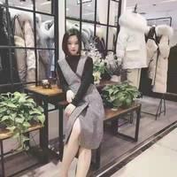 青花·蔻19DW693連衣裙