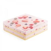 草莓慕斯/Strawberry Mousse Cake