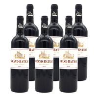 法国** 波尔多AOC GRAND BATEAU 小龙船 干红葡萄酒750ml*6支整箱