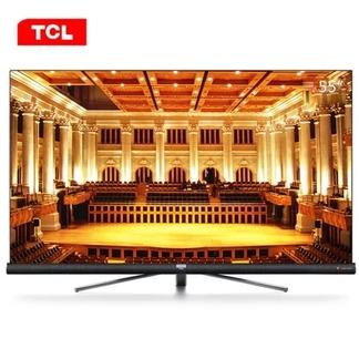 TCL彩电55C6S 55英寸 4K超高清 远场语音 哈曼卡顿音响 智能全面屏电视