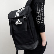 阿迪达斯双肩包男包女包2019新款学生书包大容量旅行背包潮CF3290