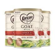 【3罐】【澳洲直邮】可瑞康婴幼儿羊奶粉3段 900g/罐 适合12-36个月