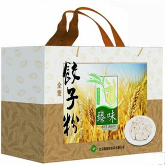 臻味饺子粉3750g 饺子粉礼盒 面粉年货礼品团购福利新鲜高筋面粉