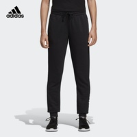 阿迪达斯官网 adidas W E LIN PANT 女装运动型格长裤DP2398