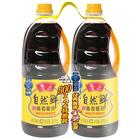 (新年)鲁花自然鲜酱香酱油(2瓶促销装) 800ml*2