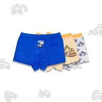 梦洁宝贝 男童平角内裤(三条装) 100-160cm