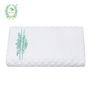 素万天然乳胶枕SP2成人高低按摩枕(矮版)