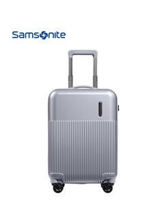新秀丽拉杆箱行李箱男女旅行箱密码箱登机箱Samsonite DK7 20英寸