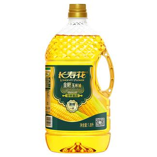 長壽花金胚玉米油 1.8L