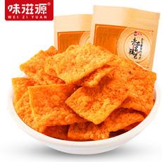 味滋源老襄阳大米手工锅巴400g麻辣味吃货好吃的零食特产小吃
