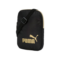 PUMA彪马 单肩包 休闲便携运动包单肩斜跨包小方包 07657601